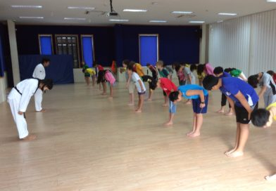 Grade 5 – Movement Composition – Martial Arts
